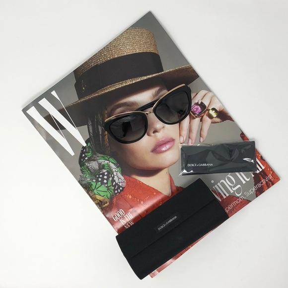 Dolce&Gabbana DG 4304 501/8G w4FQP